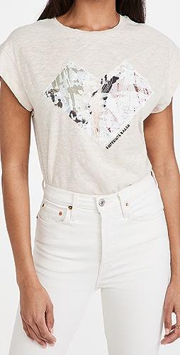 Ba&sh - Vadim T-Shirt