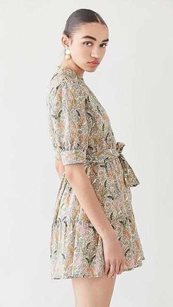 Ba&sh Jasmine 连衣裙