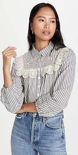 Ba&sh - Anael 衬衫