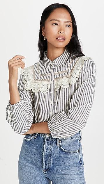 Ba&sh Anael Shirt