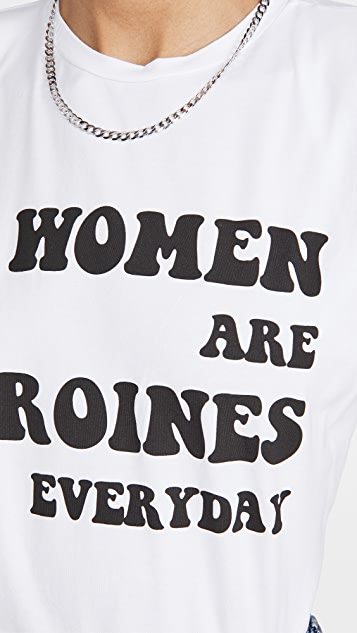 Ba&sh International Women's Day Tee