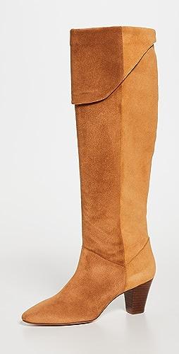 Ba&sh - Ba&sh x Something Navy Cerra Boots