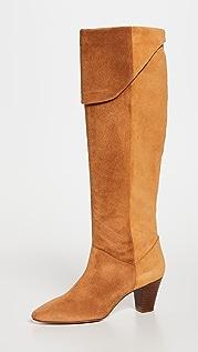 Ba&sh Ba&sh x Something Navy Cerra Boots
