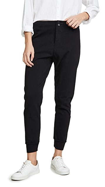 Bassike Classic Slim Tapered Track Pants