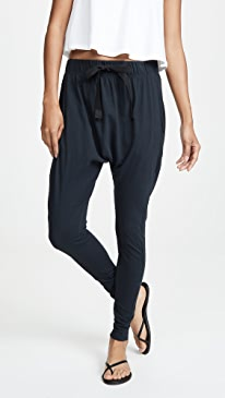 Slouch Jersey Pants