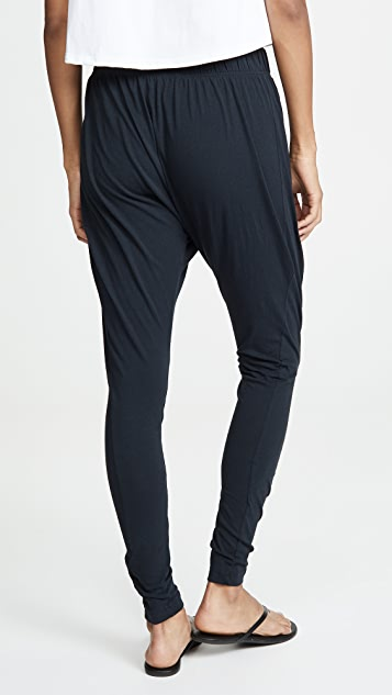 Bassike Slouch Jersey Pants