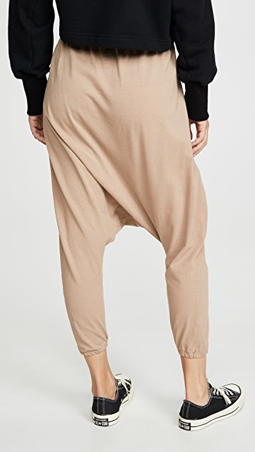 Bassike Double Jay Stretch Slouch Pants