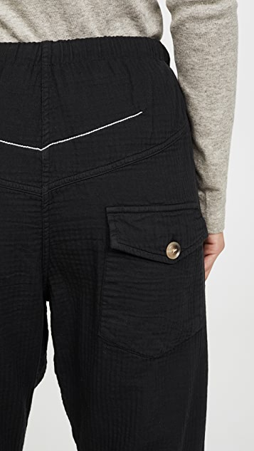 Bassike Drawstring Pants