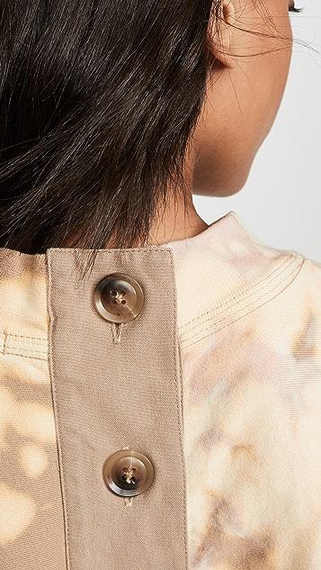 牛仔半裙 Motely 绒布运动衫