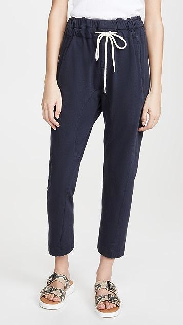 牛仔半裙 法式毛圈休闲长裤 II