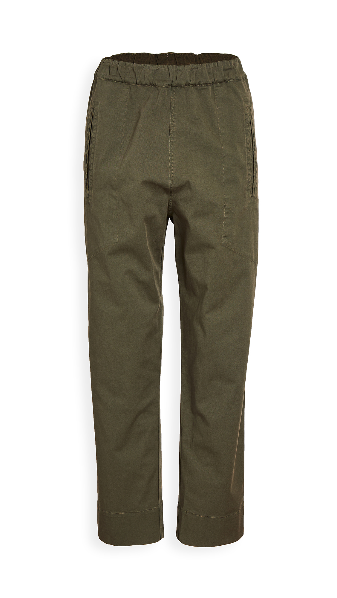 Bassike Slouchy Pull On Pants