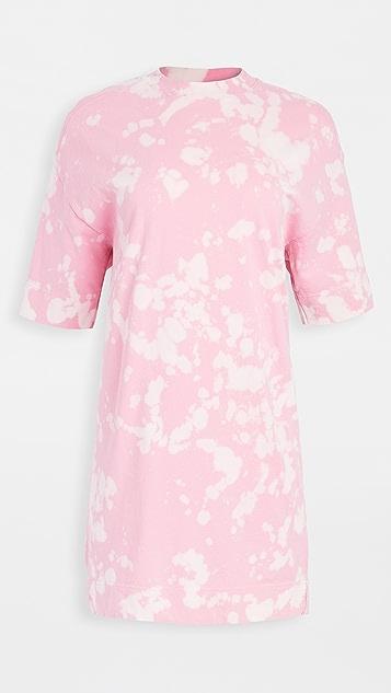 Bassike Motley Double Jersey Dress