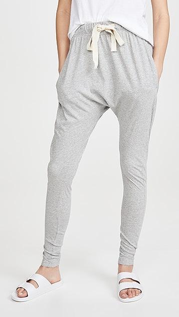 Bassike Slouch Jersey Pants