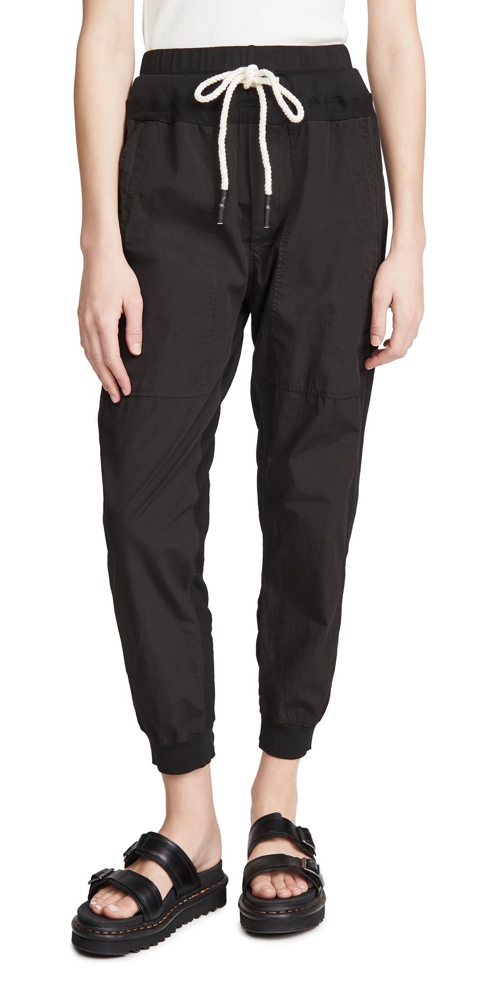 Utility Cotton Pants
