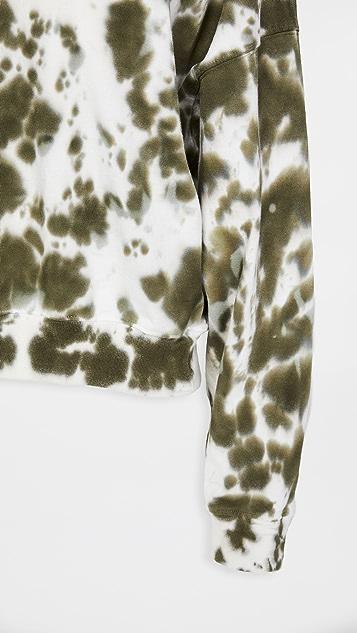 牛仔半裙 短款双面平纹针织面料运动衫
