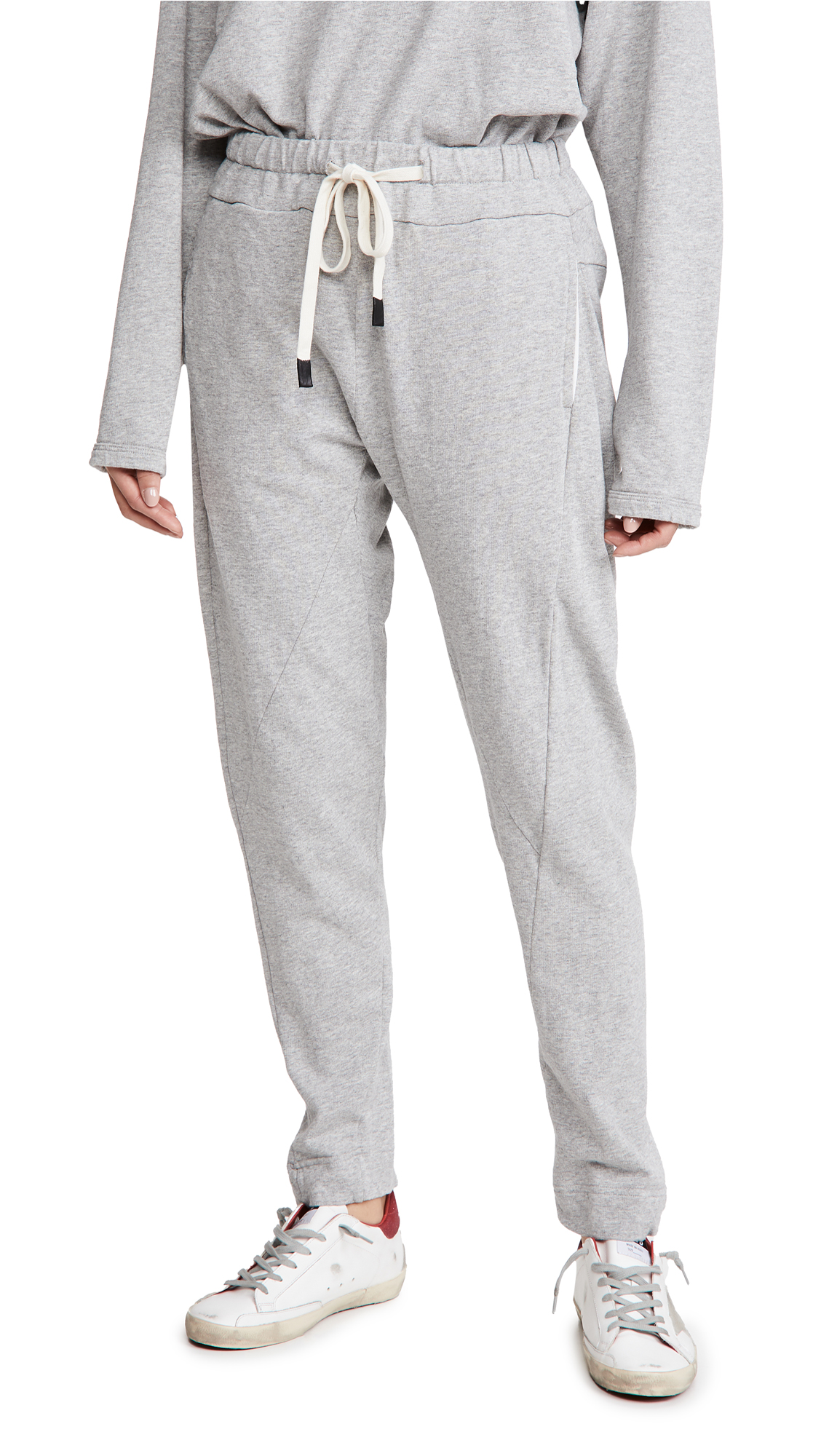 Bassike French Terry Track Pants