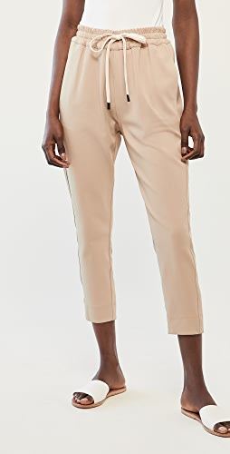 Bassike - Stretch Twill Tapered Pants