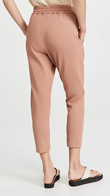 Bassike Stretch Twill Tapered Pants