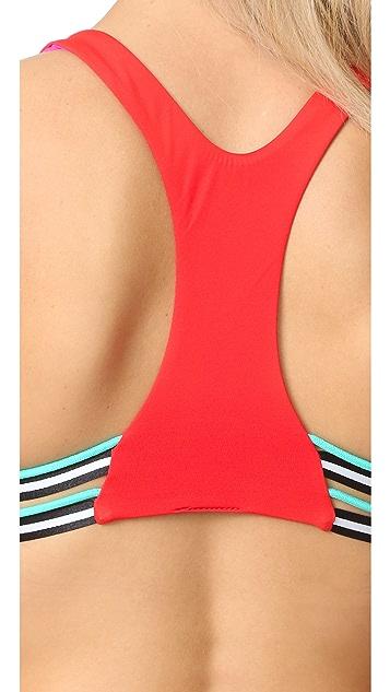 Basta Surf Jolla Reversible Bungee Bikini Top
