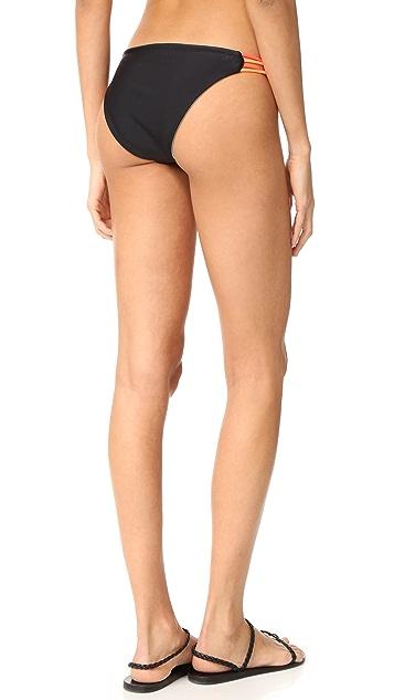 Basta Surf Zunzal Reversible Bungee Bikini Bottoms