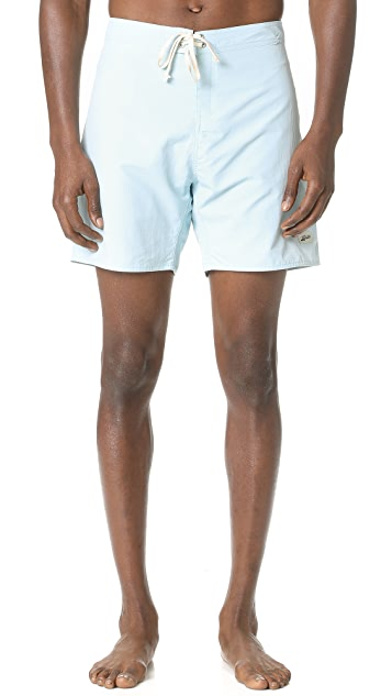 Bather Solid Surf Trunks