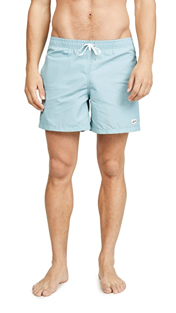 Bather Solid Trunks