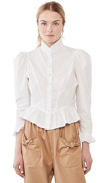 BATSHEVA Grace 女式衬衫