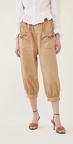 BATSHEVA - Tie Pants