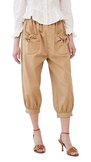 BATSHEVA Tie Pants