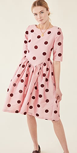BATSHEVA - Spring Willow Dress