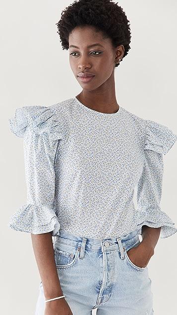 BATSHEVA Clair 女式衬衫