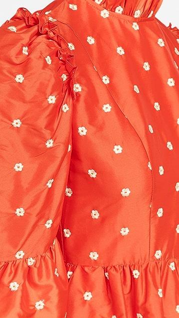 BATSHEVA Spring Prairie Dress