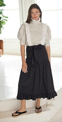 BATSHEVA - Natasha 半身裙