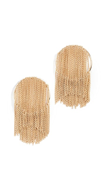 BaubleBar Angelita Tassel Earrings
