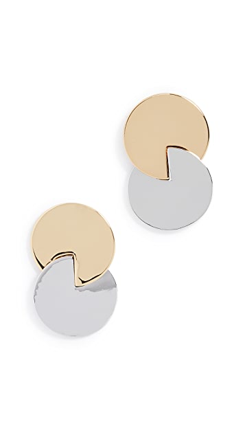 BaubleBar Roni Stud Earrings