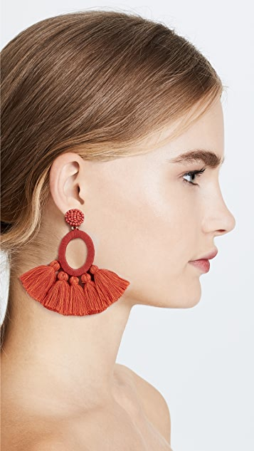 BaubleBar Chandelier Earrings