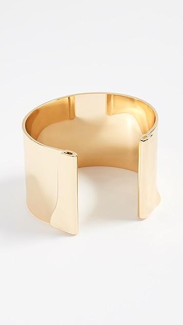 BaubleBar Geo Metal Cuff Bracelet