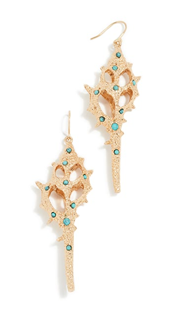 BaubleBar Crete Drop Earrings