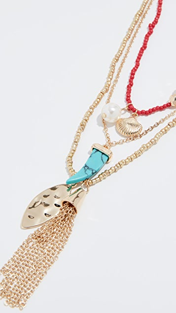 BaubleBar Baja Layered Necklace