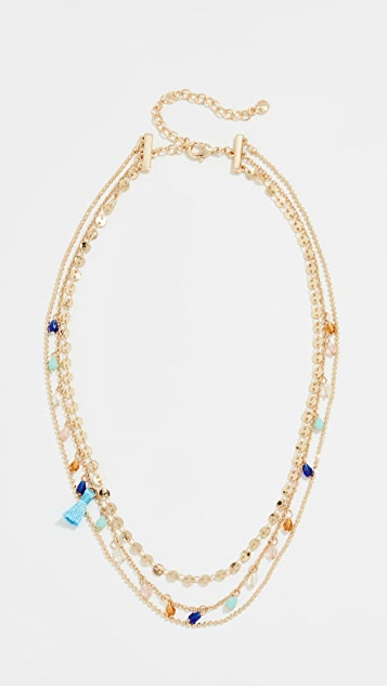 BaubleBar Brynn Layered Necklace