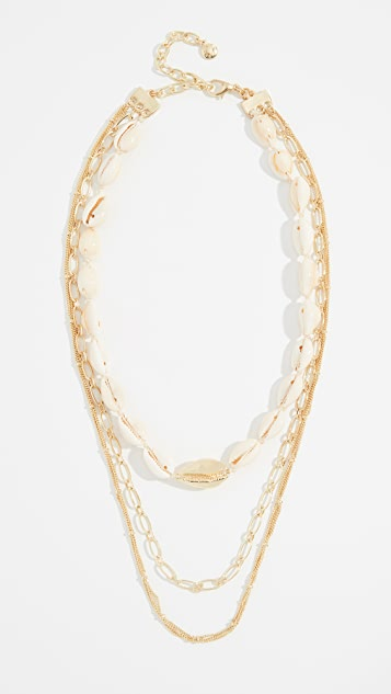 BaubleBar Rhodes Statement Necklace