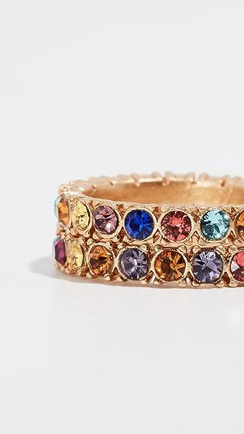 BaubleBar Crystal Rings