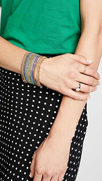 BaubleBar Crystal Strand Bracelet