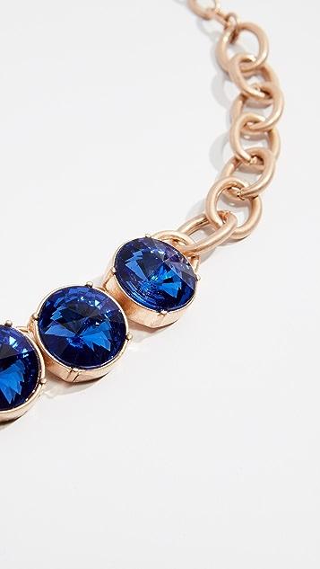 BaubleBar Crystal Strand Necklace