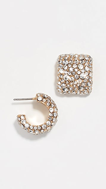BaubleBar Jocelyn Stud Earrings