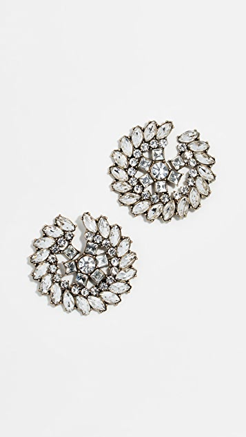 BaubleBar Elsie Stud Earrings