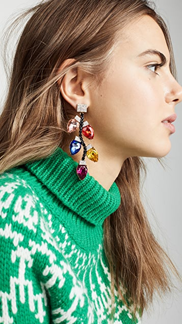 BaubleBar Twinkle Drop Earrings