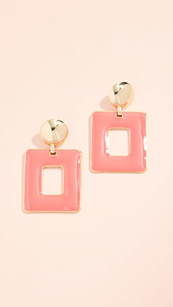 BaubleBar Erilyn Drop Earrings