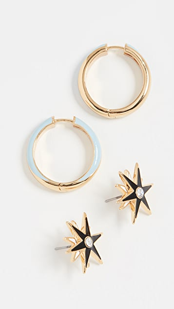 BaubleBar Aiden Earrings Set