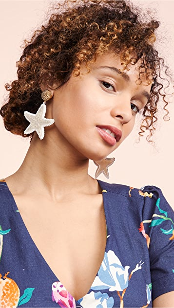 BaubleBar Capri Drop Earrings